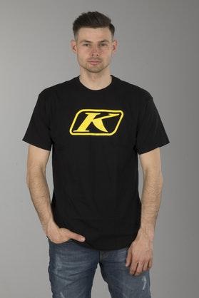 T-Shirt Klim Icon Czarny