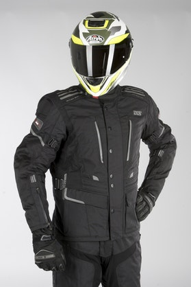 IXS Tour Powells-ST Jacket Black