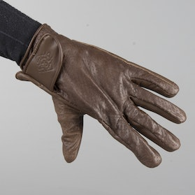 Ride&Sons  Daytona Vented CE Gloves Brown