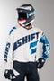 Bluza Cross Shift Faction Camo Limited Edition Niebieska MX 14
