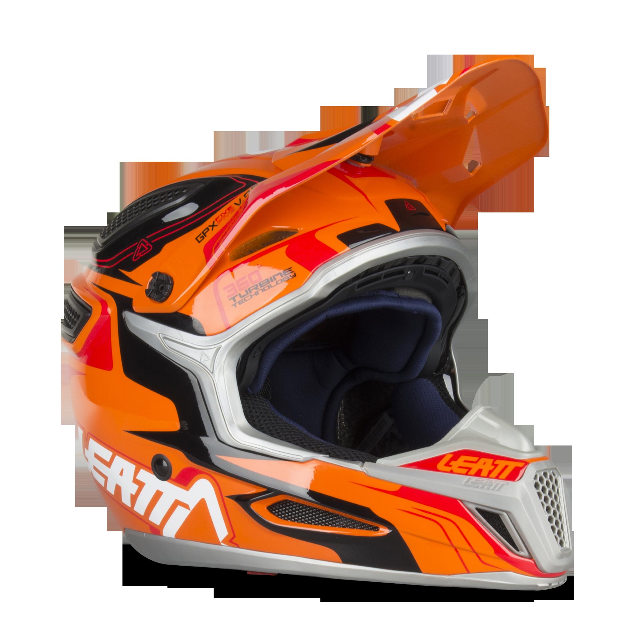 56  MX ACU Gold Yellow//Black//White Small Leatt GPX 5.5 helmet MTB Free P+P