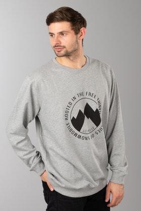 Jethwear Routed Crew Shirt Grey