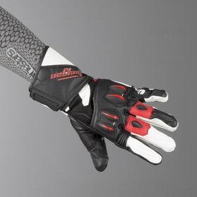 Rękawice Furygan RG18 Czarno-Biało-Czerwone