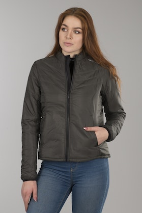 Revit Core Ladies Jacket Black-Olive