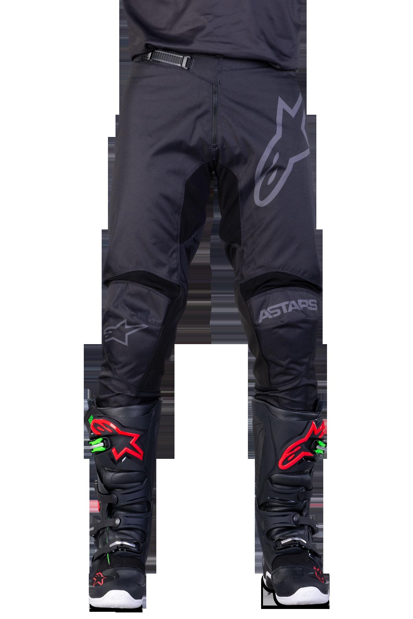 Alpinestars Fluid Graphite Pantal/ón de motocross 38