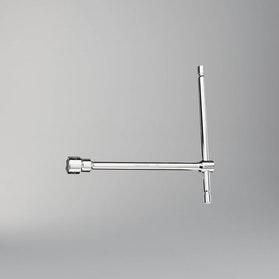 Klucz nasadowy typu T 6-Nasadek Beta Tools
