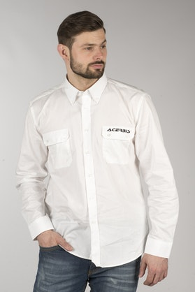 Acerbis Impact Shirt White