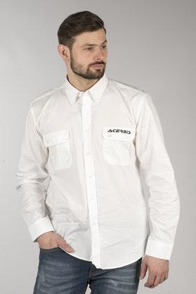 Košile Acerbis Impact Bílá