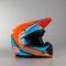 Kask Cross Bell Moto-9 Spark Pomarańczowy