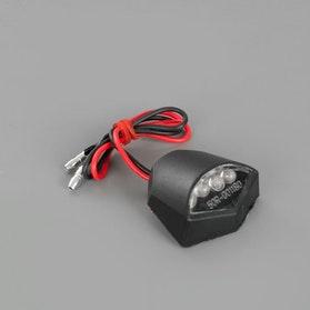 Oświetlenie rejestracji Oxford Halo Mini