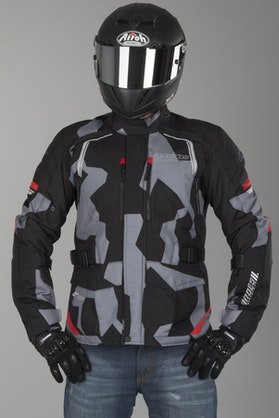 Alpinestars Andes V2 DS Black-Red