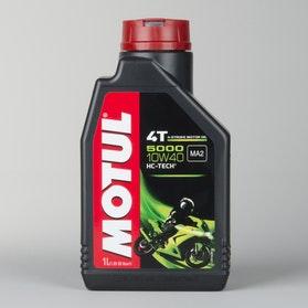 Polosyntetický olej 4T Motul 5000 10W40 1L