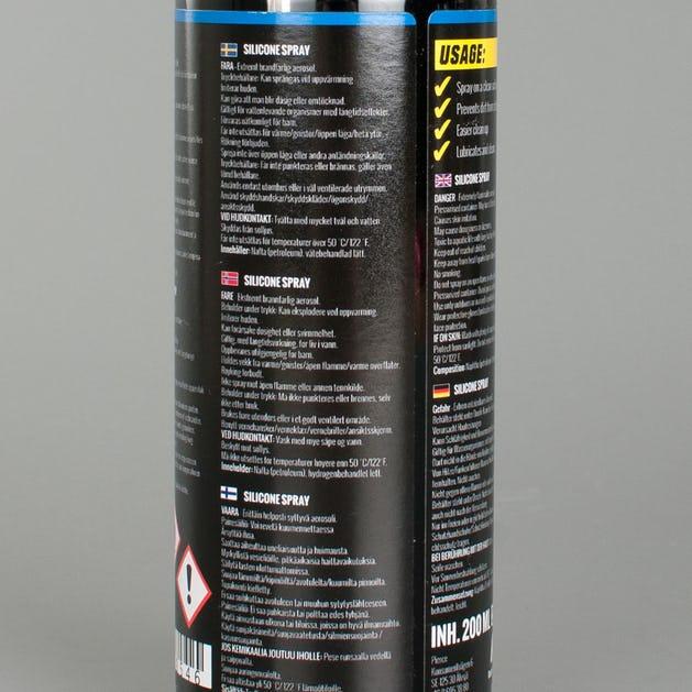 A9 Silikone Spray 2-pak