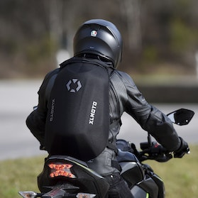 XLMOTO Slipstream Water Resistant MC Backpack