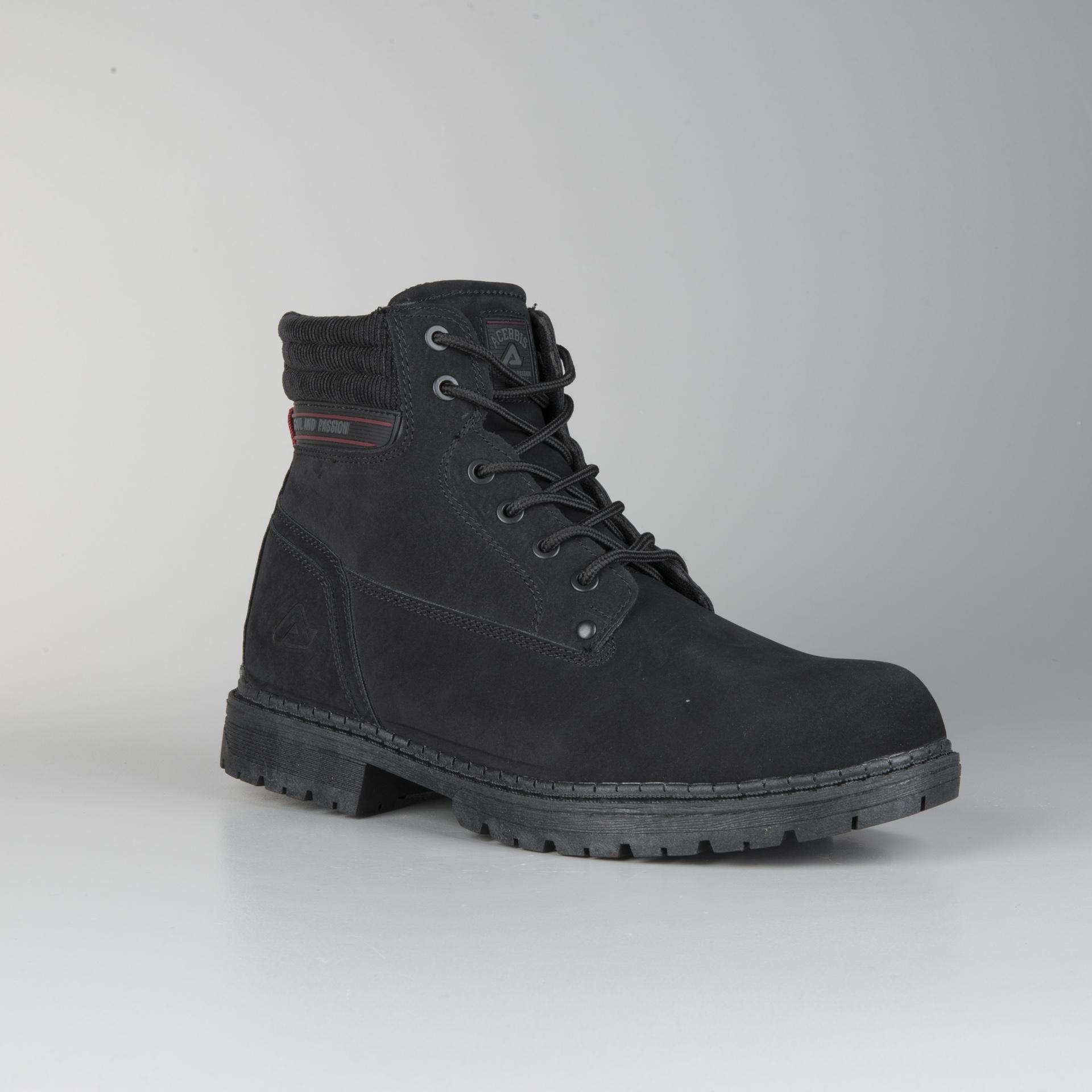 acerbis wood sp club shoes black