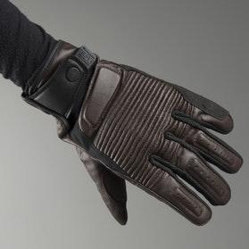 Rękawice Spidi Garage Brązowe
