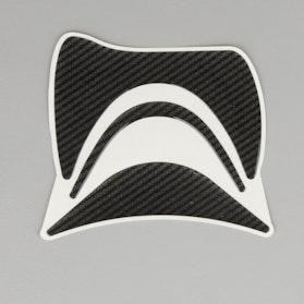 Naklejka na stacyjkę/Bak OneDesign Carbon Yamaha