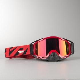 Gogle Cross FXR Core Czerwono-Czarne