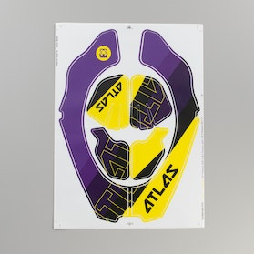 Atlas Air Baller Graphic Kit Spare Part
