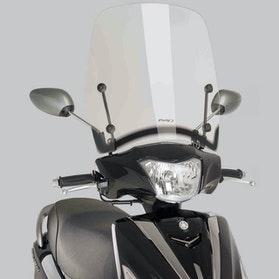 Owiewka Puig T.S Yamaha Przezroczysta