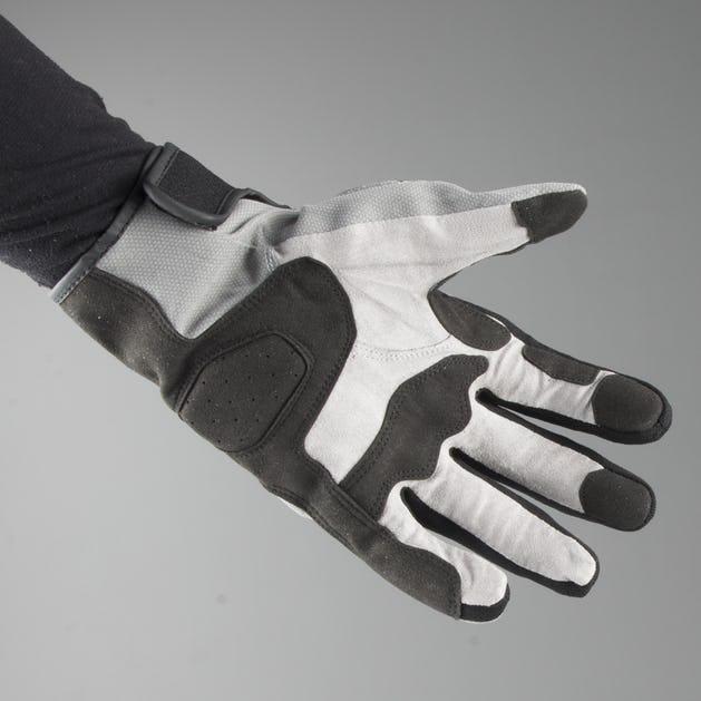 Acerbis Adventure Gloves Black-Grey