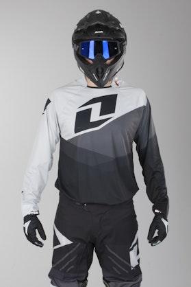 OneIndustries Vapor Shifter Motocross Jersey Gray-Black