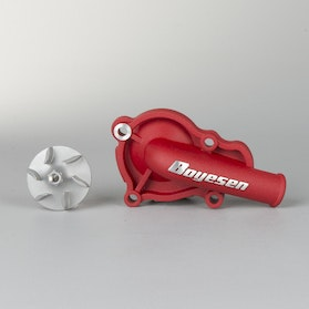 Boyesen SuperCooler Water Pump Red