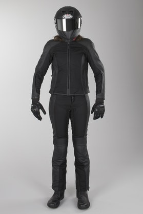 Revit Ignition Gear 2 Ladies' Leathers Black