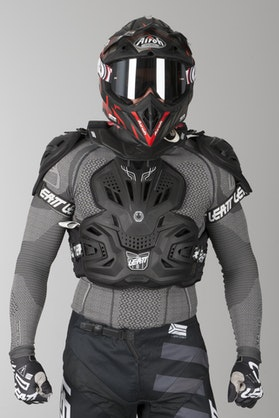 Brynje Leatt Fusion Vest 3.0, Sort