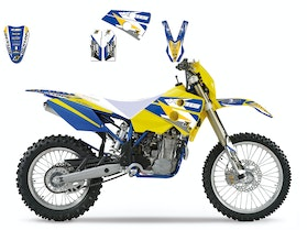 Blackbird Husaberg Dream 3 Decal Kit