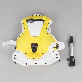 Brystbeskyttelse RXR Protect Barn Strongflex Gul Ltd