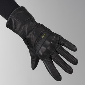 Rękawice Macna Solid Outdry Czarny