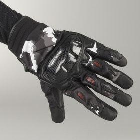 Rękawice Richa Torsion Moro-Biały Arktyczny