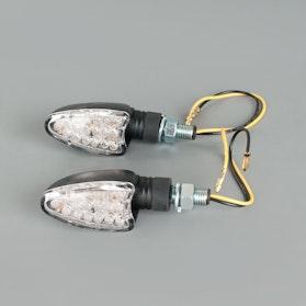 Kierunkowskazy Hyper Arrow LED Krótki uchwyt