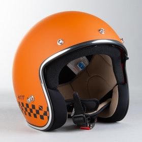 IXS 77 2.0 Helmet Orange-Black