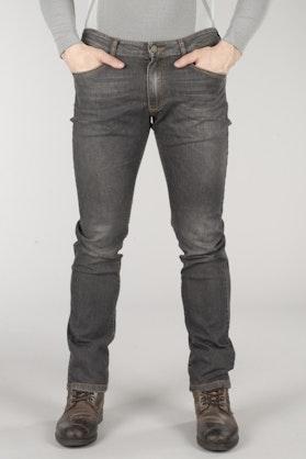 Kalhoty Acerbis Jeans Corporate Šedé
