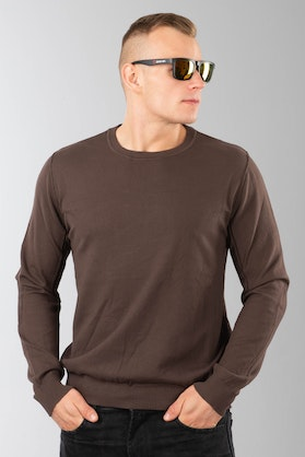 Dainese Helmore Sweater Dark Brown