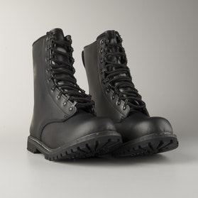 Brandit Combat Boots with Lining - Black