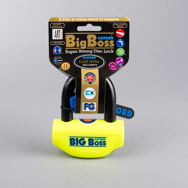 Oxford Big Boss Lock ART/SSF/SRA
