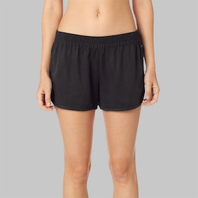 Fox Back In The Saddle Shorts Black Womens