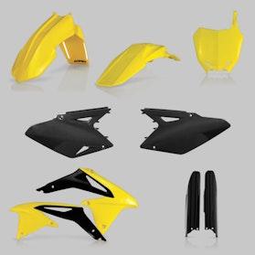 Komplet Plastikkit Acerbis Suzuki, OEM-farve