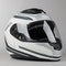 IXS 215 2.0 Integral Helmet Matte White-Anthracite-Grey