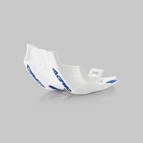 Bundplade Acerbis, Hvid/Blå