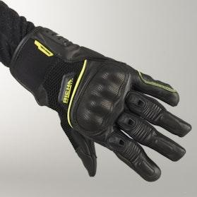 Rękawice Richa Blast Czarno-Fluorescencyjno Żółte