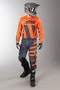 Alpinestars Racer Braap MX Clothing Anthracite-Orange