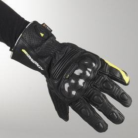 Rękawice Garibaldi Scream Czarno-Fluorescencyne