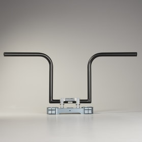 Řídítka Fehling LZR Vysoká Steel Černá 22mm