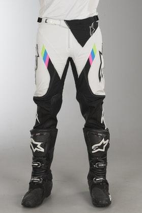 Spodnie Alpinestars Supertech MX Szaro-Czarne