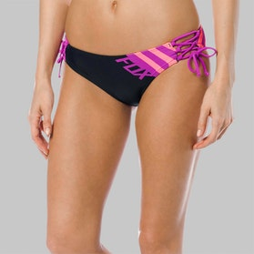 Bikinitrusser Fox Cozmik Lace Up Side Tie, Orange
