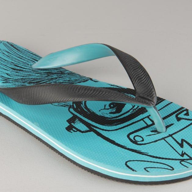 Acerbis SP Club Flip Flops Blue
